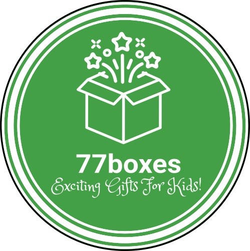 77boxes – Exciting Gifts For Kids!